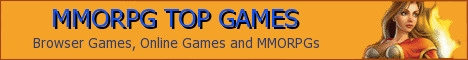 MMORPG Top Games Portal Banner