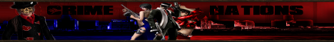 Crime Nations Mafia Browser Game Banner